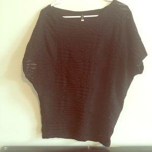 Tops - Black blouse